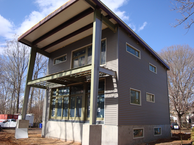 3030 house ecosteel for Ecosteel homes